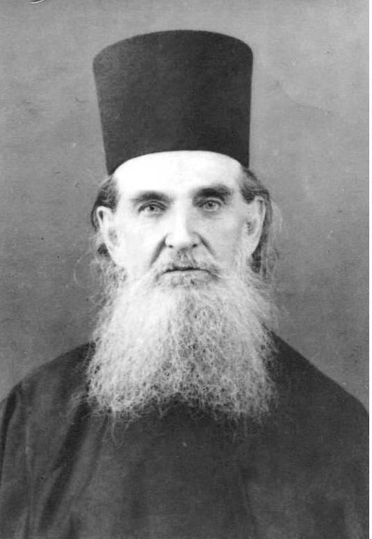 Игумен Пантелеимонова монастыря на Афоне Илиан (Сорокин)