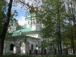 Собор в Череповце