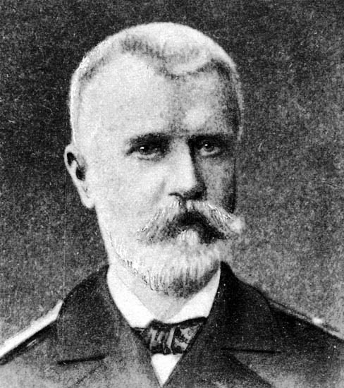 Леонид Алексеевич Ухтомский