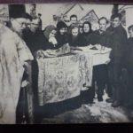 Похороны А.В. Баландина, 30 марта 1956, Борзово