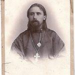 Протоиерей Иоанн Орлов, Борзово. Умер в мае 1945.