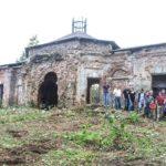 Храм Смоленской иконы Божией Матери на Юршинском острове