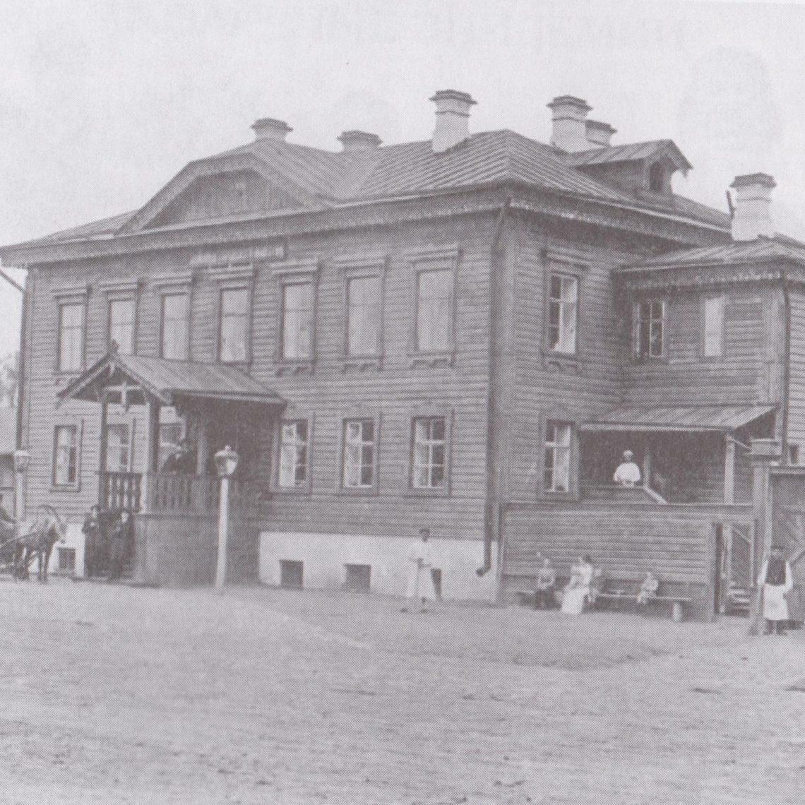 Из истории эпидемий в Рыбинске