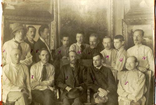 Комитет Рыбинского музея