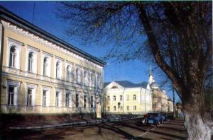 Рыбинск. Архитектура