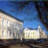 Национальный стиль в архитектуре Рыбинска