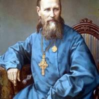 Святой праведный Иоанн Кронштадтский в Рыбинске
