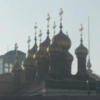 От Херсонесской купели князя Владимира до Московского Кремля