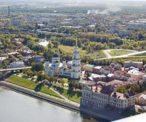 Ярославль и Рыбинск: день сегодняшний
