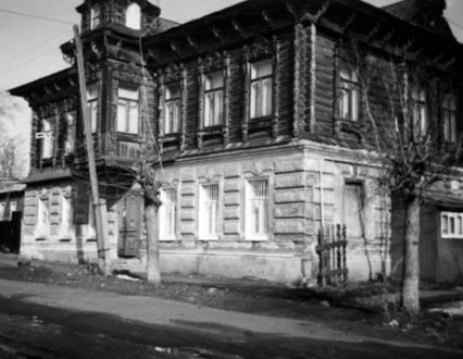 Полина Кузнецова. ДЕРЕВЯННОЕ ЗОДЧЕСТВО РЫБИНСКА