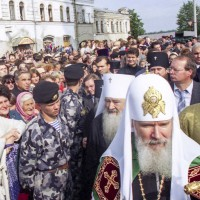 Памяти Святейшего Патриарха Алексия II.