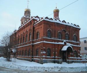 Праведный Иоанн Кронштадтский в Рыбинске