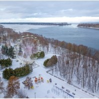 Архитектурная среда Рыбинска: из прошлого в будущее