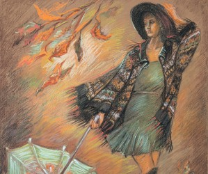 «БАБЬЕ ЛЕТО»: юбилейная выставка Татьяны Потурай