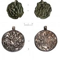 Находки из средневековой Усть-Шексны